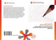 Bookcover of Jean Dieudonné