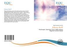 Capa do livro de Edson Raff