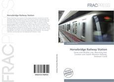 Capa do livro de Horsebridge Railway Station
