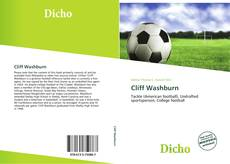 Bookcover of Cliff Washburn