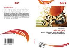 Copertina di Lola (singer)