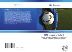 Portada del libro de 2010 League of Ireland