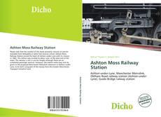Обложка Ashton Moss Railway Station