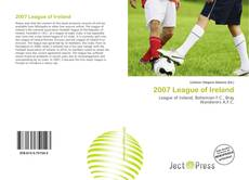 Bookcover of 2007 League of Ireland