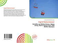 Buchcover von Ingrid Salvenmoser