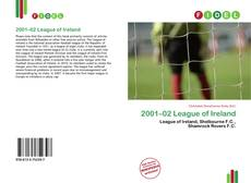 Bookcover of 2001–02 League of Ireland