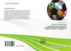 Lloyd Anderson kitap kapağı