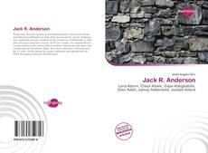 Capa do livro de Jack R. Anderson