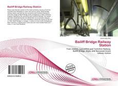 Bookcover of Bailiff Bridge Railway Station