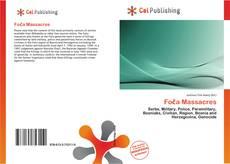 Bookcover of Foča Massacres