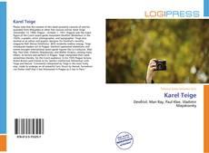Karel Teige的封面