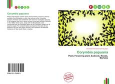 Bookcover of Corymbia papuana