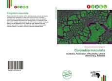 Corymbia maculata的封面