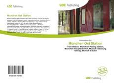 München Ost Station kitap kapağı