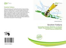 Bookcover of Ibrahim Yattara