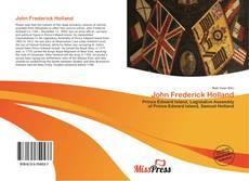 Buchcover von John Frederick Holland