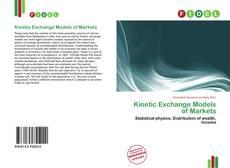 Обложка Kinetic Exchange Models of Markets