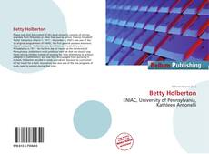 Обложка Betty Holberton