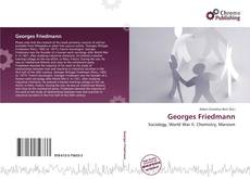 Bookcover of Georges Friedmann