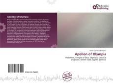Bookcover of Apollon of Olympia