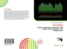 Bookcover of Amy Rigby