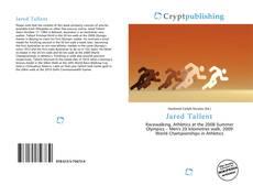 Jared Tallent kitap kapağı