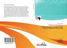 Bookcover of Felicia Sanders