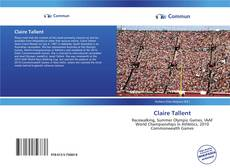Bookcover of Claire Tallent