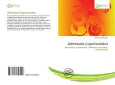 Athrotaxis Cupressoides kitap kapağı