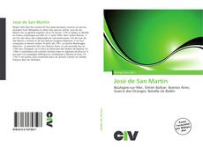 Capa do livro de José de San Martín