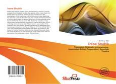 Irene Shubik kitap kapağı