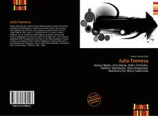 Bookcover of Julia Tsenova