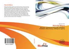 Bookcover of Harold Ware