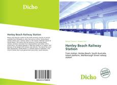 Henley Beach Railway Station的封面