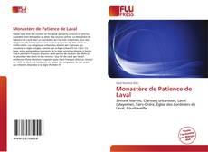 Capa do livro de Monastère de Patience de Laval