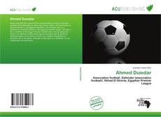 Bookcover of Ahmed Duiedar