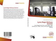 Portada del libro de Lyme Regis Railway Station