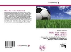 Couverture de Mohd Nor Farhan Muhammad