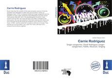 Обложка Carrie Rodriguez