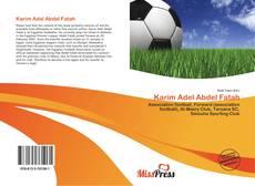 Обложка Karim Adel Abdel Fatah