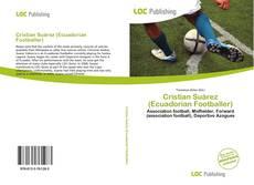Обложка Cristian Suárez (Ecuadorian Footballer)