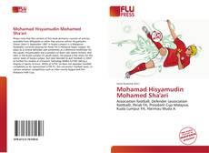 Capa do livro de Mohamad Hisyamudin Mohamed Sha'ari