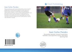 Bookcover of Juan Carlos Paredes