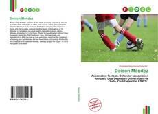 Buchcover von Deison Méndez