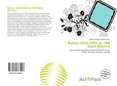 Portada del libro de Saison 2004-2005 de l'AS Saint-Étienne