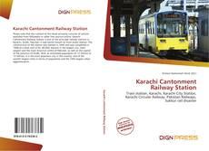 Bookcover of Karachi Cantonment Railway Station