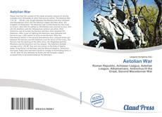 Buchcover von Aetolian War
