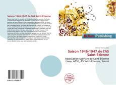 Portada del libro de Saison 1946-1947 de l'AS Saint-Étienne