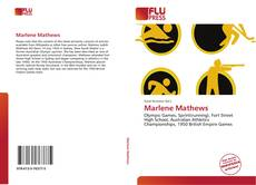 Bookcover of Marlene Mathews