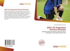 Обложка 2001–02 Argentine Primera División